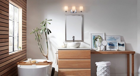 Quick guide to choose Bathroom Lighting